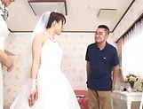 Newly wed babe gets an arousal massage leading to sex