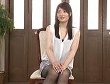 Ikushima Ryou ,enjoys a thrilling masturbation picture 13