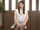 Ikushima Ryou ,enjoys a thrilling masturbation