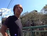 Kiyomoto Rena gets bonked hard doggy