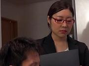 Mikoto Yatsuka, drops her innocent looks