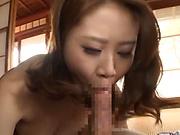 Hot Asian milf Nagasawa Azusa gets hardcore banging