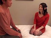 Babe in hot stockings enjoys cock in mega naughty XXX play