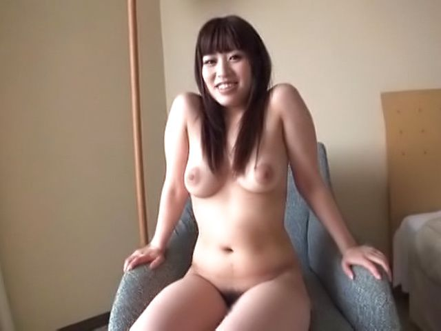 Hot asian milf with big tits