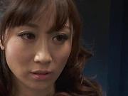Yuu Kawakami and Yui Hatano steamy lesbian action