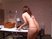 Mizusawa Riko has her fanny ravaged hard and deep