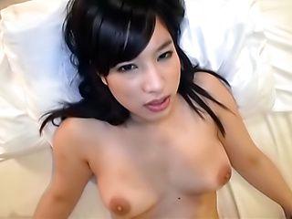 Hot Sakura Chinami moans as she is penetrated deep