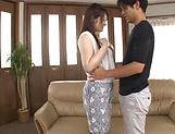Ikushima Ryou ,gets kinky on a schlong