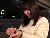 Car pussy masturbation toy porn with a hot Asian milf picture 14
