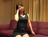 Japanese married woman drilled picture 11
