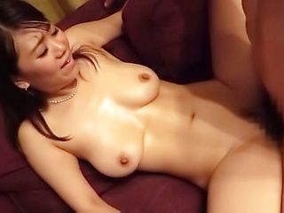Cock starved Japanese married woman fucked