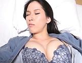 Sweet wife enjoying teancious sex with huge dick