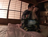 Busty milf, Hoshi Megumi, fucked in perfec POV picture 8