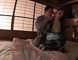 Busty milf, Hoshi Megumi, fucked in perfec POV picture 9