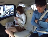 Juicy Japanese milf featured in a crazy public sex