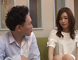 Uehara Mizuho ,excels in her dick riding skills picture 12