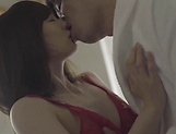 Morning 69 sex and blowjob with Suzumura Airi picture 12