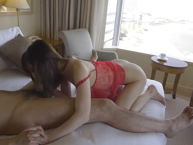 Morning 69 sex and blowjob with Suzumura Airi