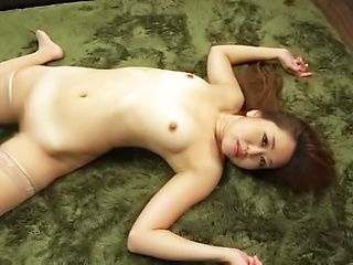 Japanese married woman enjoys a hardcore action