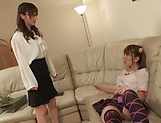 Yuu Kawakami and Yui Hatano fucking superbly