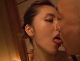 Hot hardcore milf enjoys a steamy tit caress
