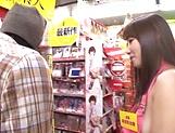 Sleazy angel Tomoda Ayaka gets a wild hardcore session picture 12