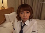 Kamiya Ruri enjoys having her twat screwed