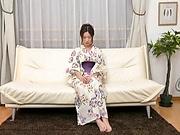Saekun Maiko enjoys a good couch sex