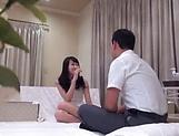 Adoring Asian babe gets screwed till satisfaction