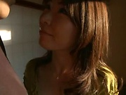 Nagasawa Azusa Curvaceous babe flaunts her big tits