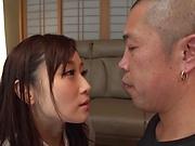 Kawakami Yuu gets a messy facial