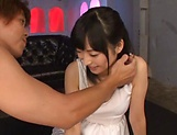 Ayaka Yamada enjoys inches of cock down her mature pussy picture 7
