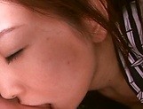 Milf Nagasawa Azusa loves getting bonked well picture 1