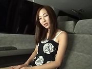 Hot car sex with a gorgeous Japan woman.