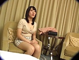 Bubbly Sweet Japanese amateur model pleasured picture 11