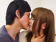 Tokyo Japanese milf lets out sweet erotic tones
