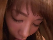 Suzumura Airi enjoys getting her muff drilled hard