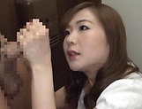 Saitou Miyu knows how to pleasure huge hard poles picture 12