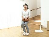 Takita Eriko ,winces in absolute pleasure