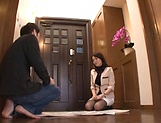 Sweet Asou Chiharu gets toyed by an old stud picture 11