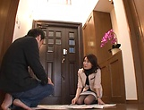 Sweet Asou Chiharu gets toyed by an old stud picture 12