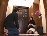 Sweet Asou Chiharu gets toyed by an old stud picture 15