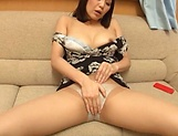 Hirose Nanami featured in a lovely solo girl action picture 13
