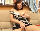Hirose Nanami featured in a lovely solo girl action