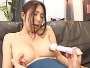 Toy insertion feels way better than cock