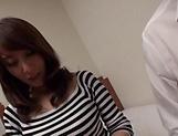 Mature Reiko Sawamura loves a deep nailing