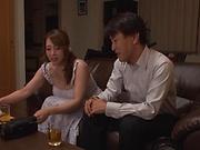 Gorgeous honey Kazama Yumi taste warm load