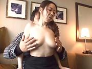 Gorgeous bimbo takes cock like an expert