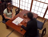 Mature Tokyo beauty moans as she is drilled hard