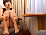 Hardcore action with this amazing Asian milf